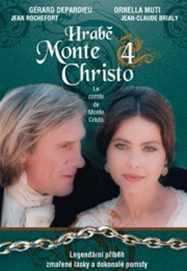 Dumas Alexandre: Hrabě Monte Christo 4. - DVD