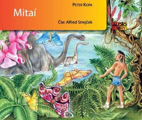 Kopa Peter: Mitaí - 3CD