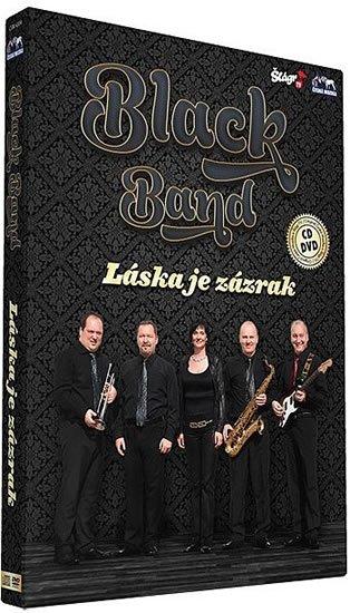 neuveden: Black Band - Láska je zázrak CD+DVD