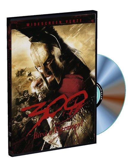 neuveden: 300: Bitva u Thermopyl DVD