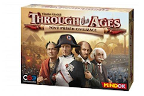 Chvátil Vlaada: Through the Ages: Nový příběh civilizace/Strategická hra
