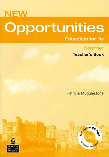 Mugglestone Patricia: New Opportunities Beginner Teacher´s Book Pack