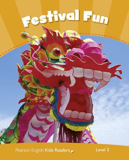 Ingham Barbara: PEKR | Level 3: Festival Fun CLIL