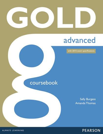 Thomas Amanda: Gold Advanced 2015 Coursebook