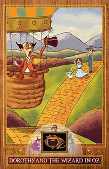 Baum Lyman Frank: Dorothy and the Wizard in Oz