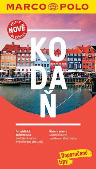 neuveden: Kodaň / MP průvodce nová edice