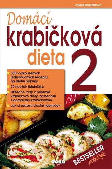 Doležalová Alena: Domácí krabičková dieta 2