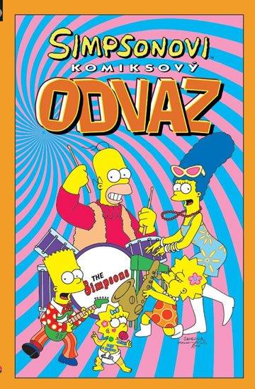 Groening Matt: Simpsonovi Komiksový odvaz