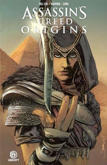 Del Col Anthony: Assassins Creed - Origins