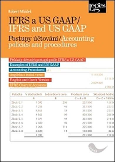 Mládek Robert: IFRS a US GAAP / IFRS and US GAAP