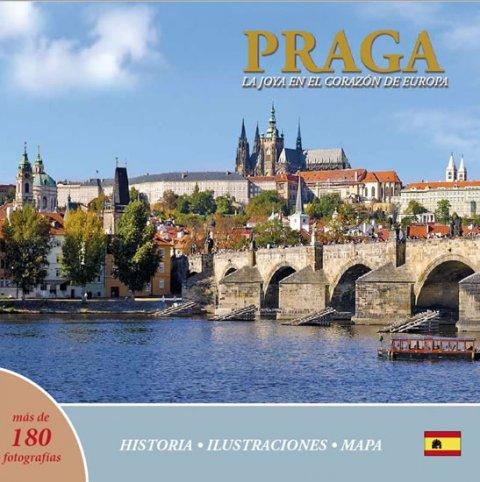 Henn Ivan: Praga: La joya en el corazón de Europa(španělsky)