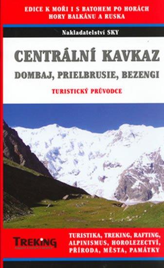 Brandos a kolektiv Otakar: Centrální a Západní Kavkaz - turistický, trekový a horolezecký průvodce - D