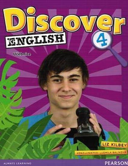 Serzysko Cezary, Sekulski Birgit, Drabich Nina, Gajownik Tom: Discover English 4 Students´ Book CZ Edition