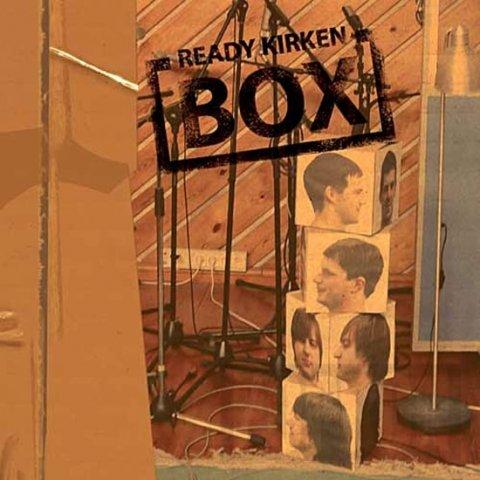 neuveden: Ready Kirken - Box - CD