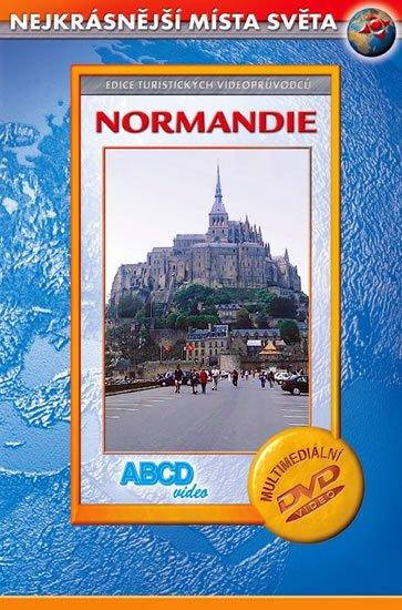 neuveden: Normandie - Nejkrásnější místa světa - DVD