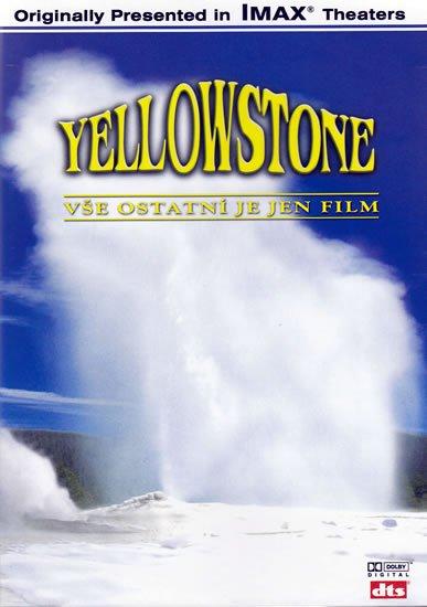 neuveden: Yellowstone - DVD