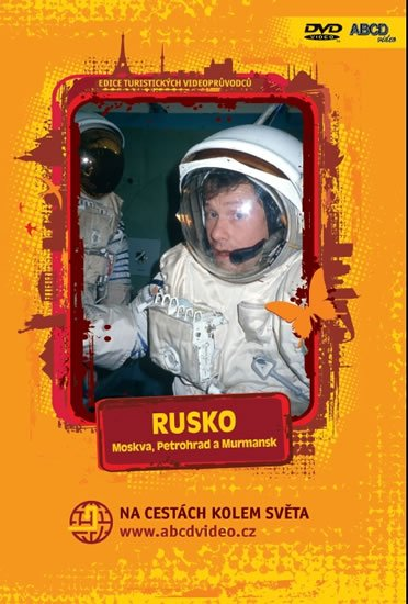 neuveden: Rusko - Na cestách kolem světa - DVD