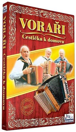 neuveden: Voraři - Cestička k domovu - DVD