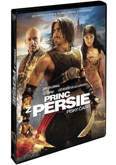 neuveden: Princ z Persie: Písky času DVD