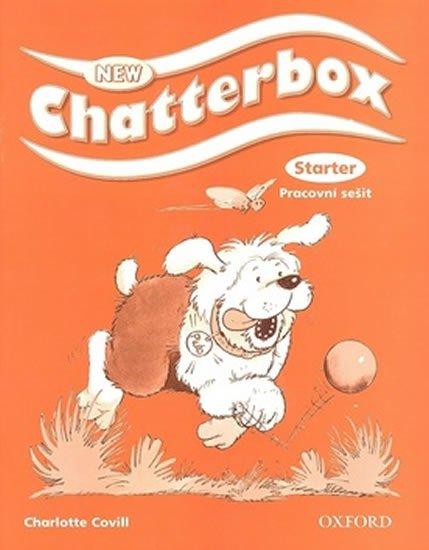 Strange Derek: New Chatterbox Starter Pracovní Sešit