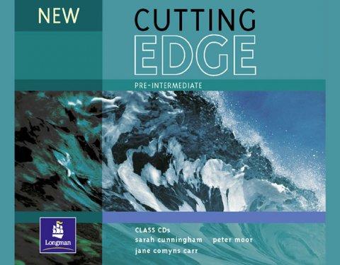 Cunningham Sarah: New Cutting Edge Pre-Intermediate Class CD 1-3