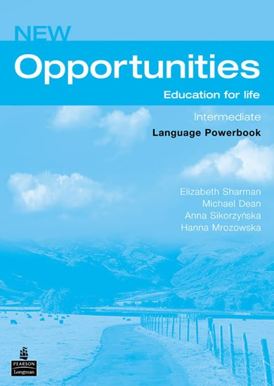 Dean Michael: New Opportunities Intermediate Language Powerbook