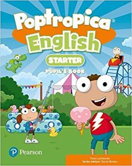 Lochowski Tessa: Poptropica English Starter Pupil´s Book + PEP kód elektronicky