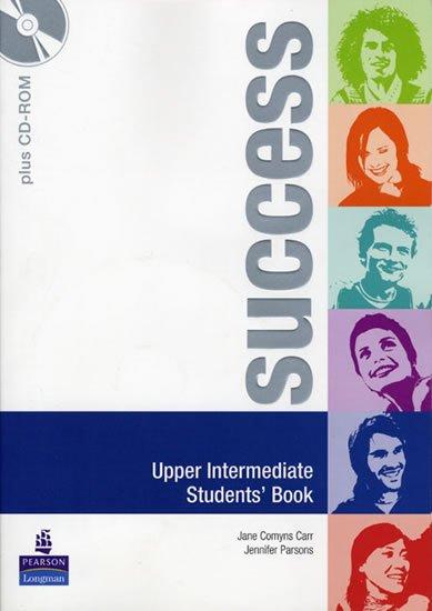 Parsons Jenny: Success Upper Intermediate Students´ Book Pack