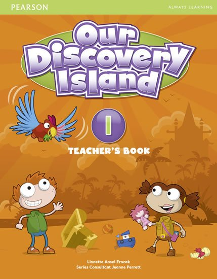 Erocak Linnette: Our Discovery Island 1 Teacher´s Book plus PIN code