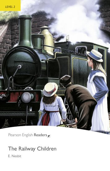 Nesbitová Edith: PER | Level 2: The Railway Children Bk/MP3 Pack
