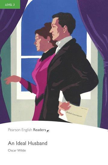 Wilde Oscar: PER | Level 3: An Ideal Husband Bk/MP3 Pack