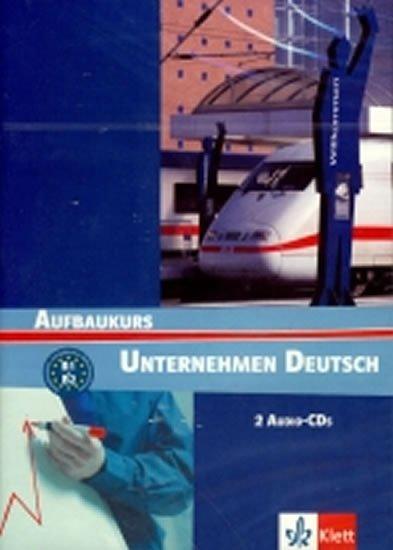 Becker Norber, Braunert Jörg: Unternehmen Deutsch Aufbaukurs - 2CD