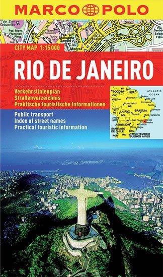 neuveden: Rio de Janeiro - lamino MD 1:15T