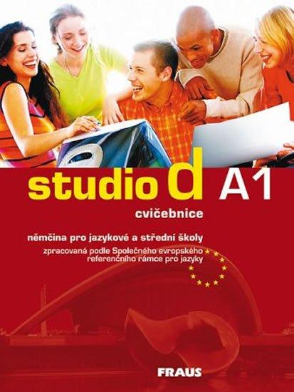 kolektiv autorů: studio d A1 - cvičebnice