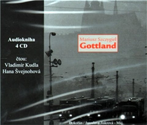 Szczygiel Mariusz: Gottland - CD