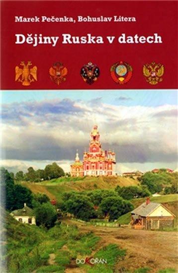 Litera Bohuslav, Pečenka Marek: Dějiny Ruska v datech
