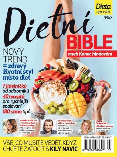 neuveden: Dieta Speciál - Dietní bible aneb Konec hladovění
