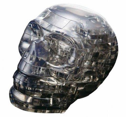 neuveden: Puzzle: Lebka / 49 dílků 3D Crystal puzzle
