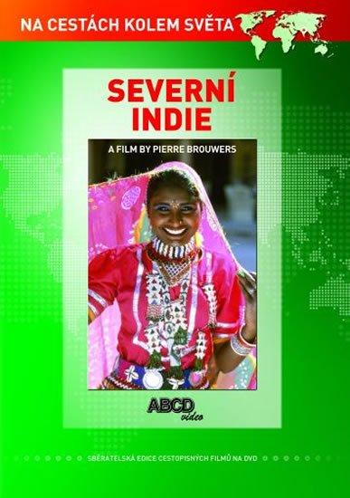 neuveden: Severní Indie DVD - Na cestách kolem světa