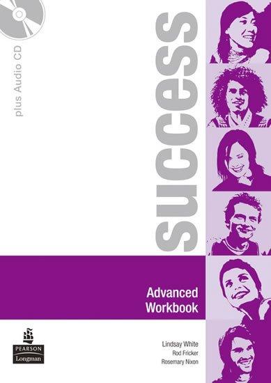 White Lindsay: Success Advanced Workbook w/ CD Pack