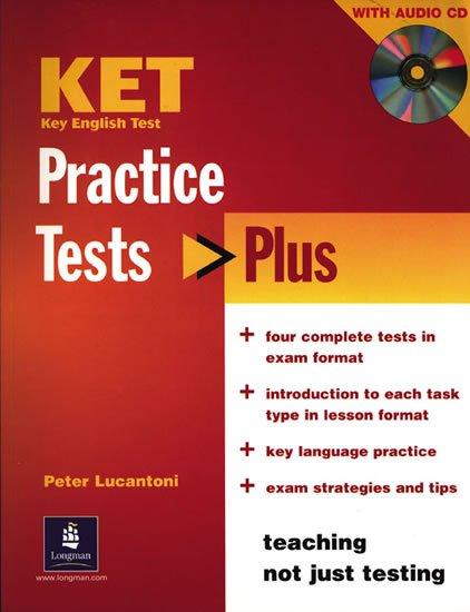 Lucantoni Peter: Practice Tests Plus KET 2003 w/ Audio CD Pack (w/ key)