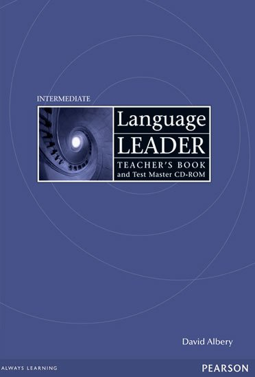 Albery David: Language Leader Intermediate Teacher´s Book w/ Test Master CD-ROM Pack