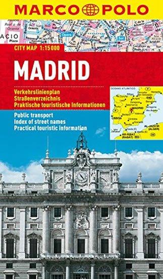 neuveden: Madrid - lamino  MD  1:15T