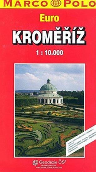 neuveden: Kroměříž 1:10 000