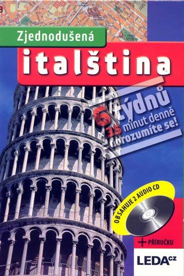neuveden: Zjednodušená italština + 2CD