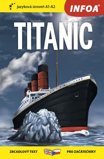neuveden: Titanic - Zrcadlová četba (A1-A2)