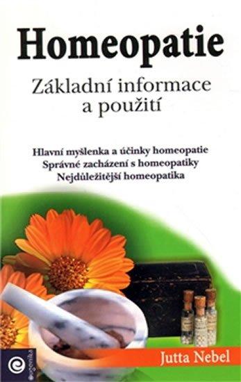Nebel Jutta: Homeopatie