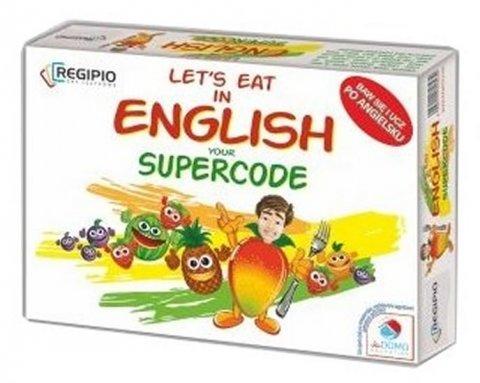 neuveden: Let s Eat in English