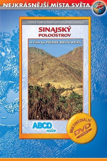 neuveden: Sinajský poloostrov - Nejkrásnější místa světa - DVD