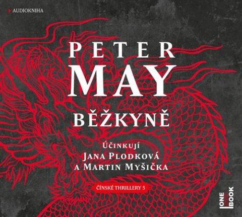 May Peter: Běžkyně - CDmp3 (Čte Jana Plodková a Martin Myšička)
